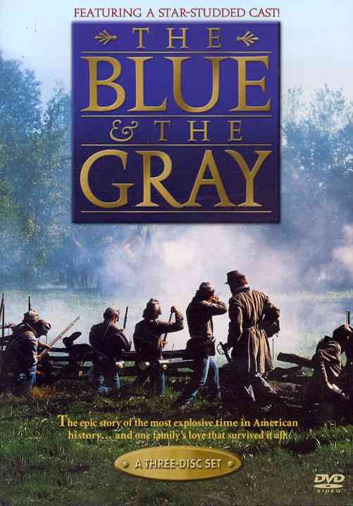 BLUE AND THE GRAY BY KEACH,STACY (DVD)